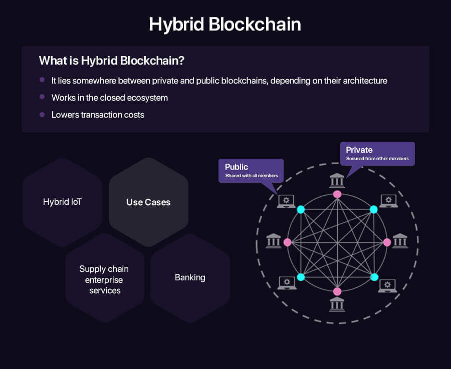 Hybrid Blockchain Development