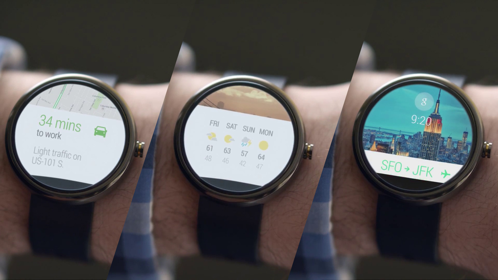 Google Motorola Watch