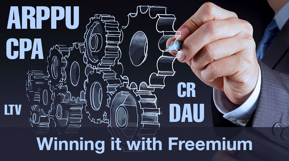Thrive With Freemium: A Popular Way of Monetization