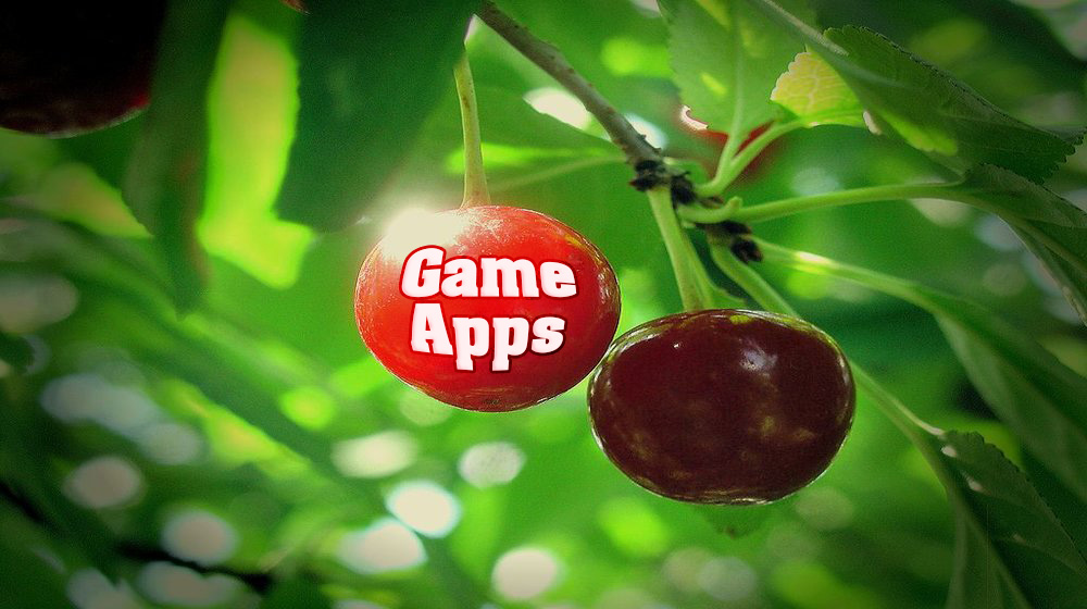 Cherry-pick-Game-Apps