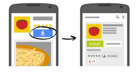 Google Adwords App-Install Ads