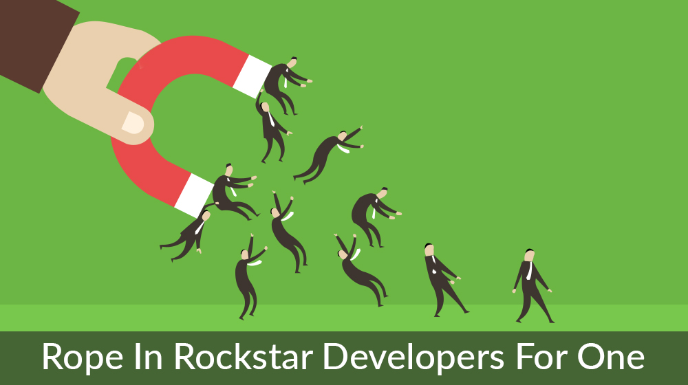 Hire and Hold On To Quality App Developers
