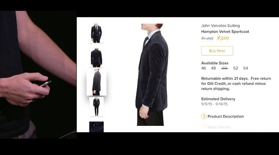 Image 5 Shopping app