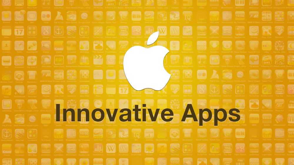 10 Best Innovative Apps on iTunes (Guest Post)