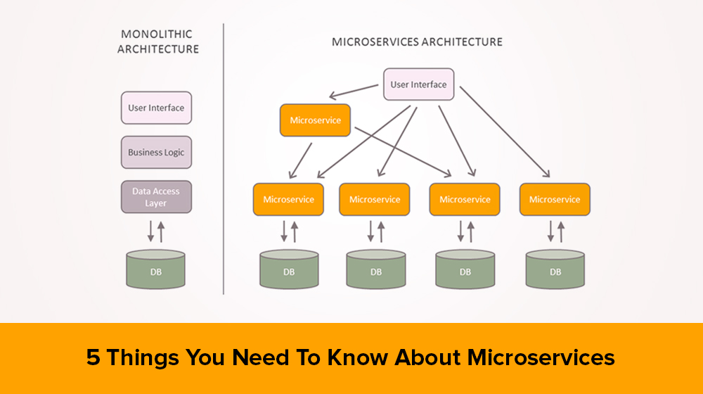5 Things You Need To Know About Microservices