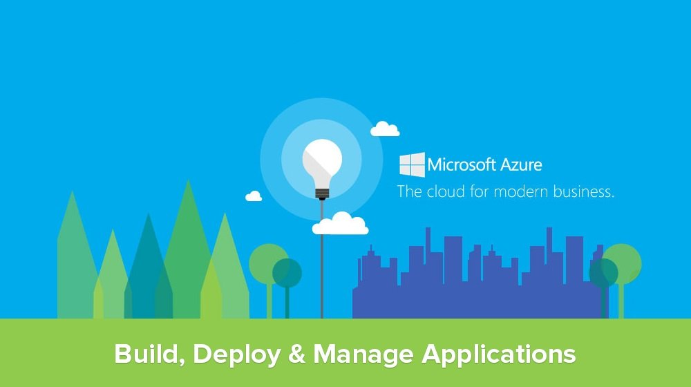 Microsoft Azure: Cloud Services To Build, Deploy & Manage Your Applications