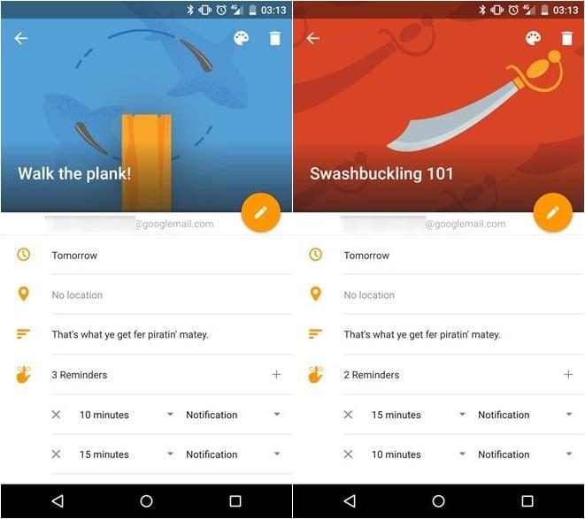Nexus Screenshots