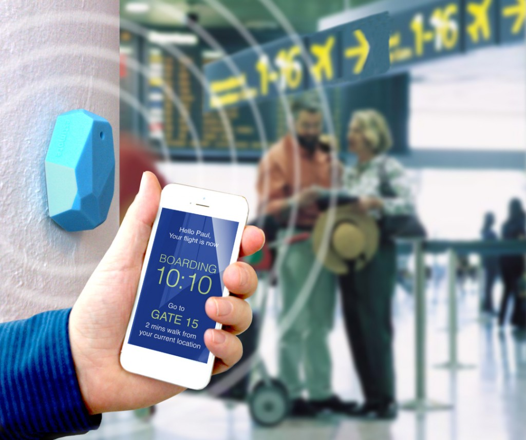 Use of Beacon at Airport