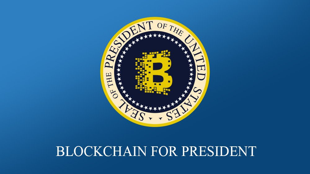 Blockchain for President