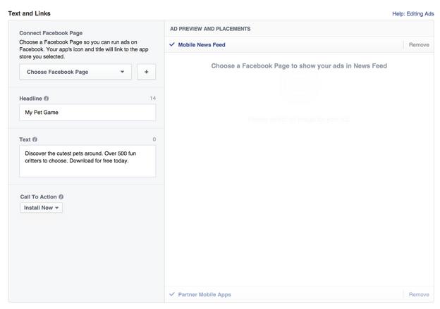 facebook ads create tool