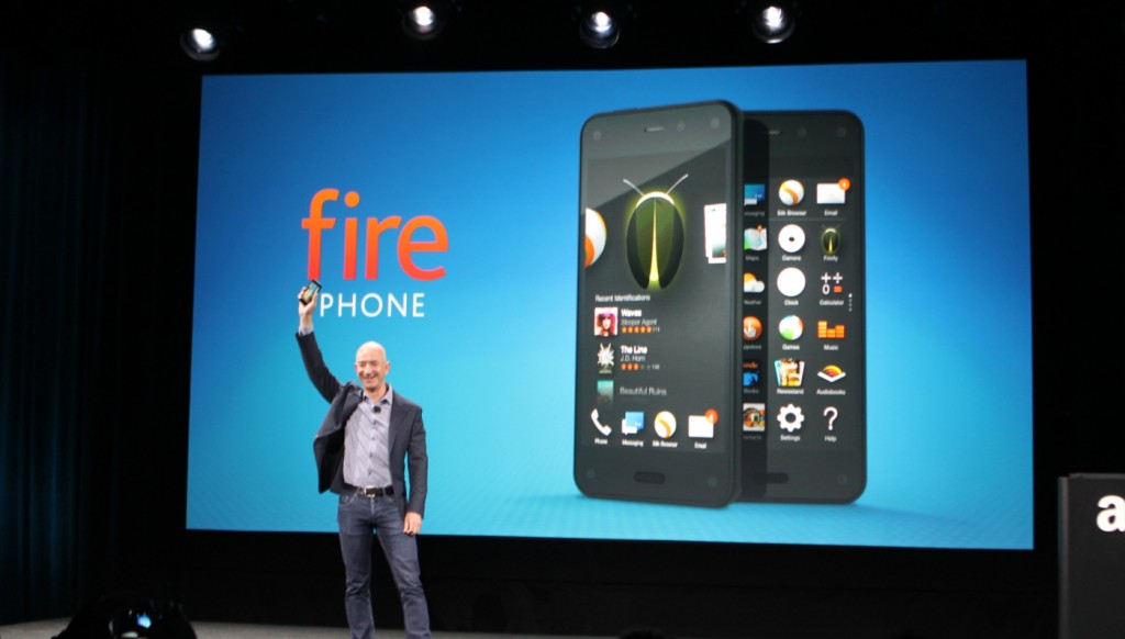 Amazon Launches its New Fire Phone. Is it Revolutionary ?