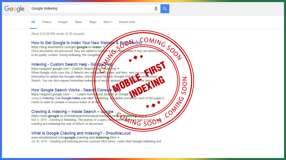 """Is Google Moving to """"Mobile-First Indexing""""?"""