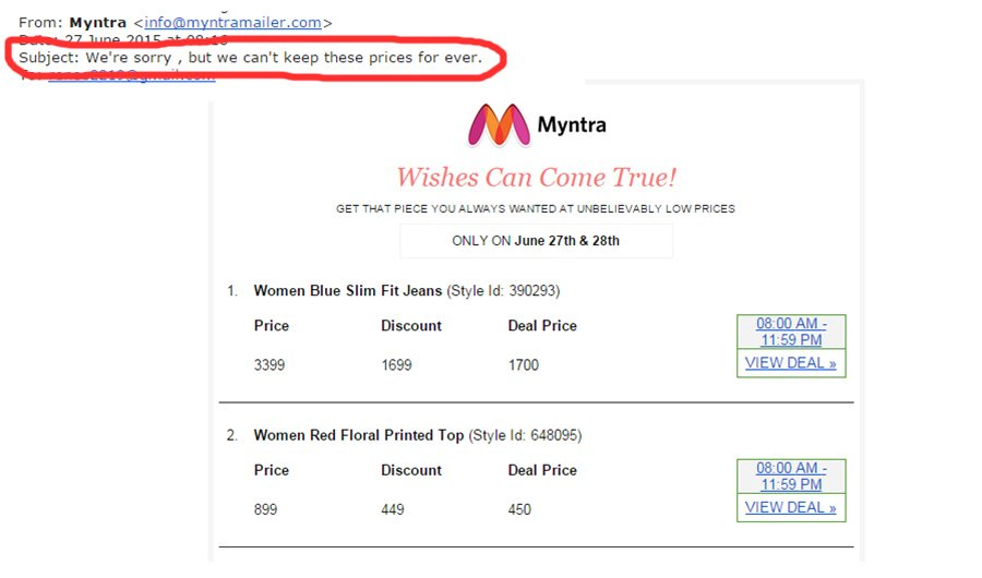 myntra-Loyal users