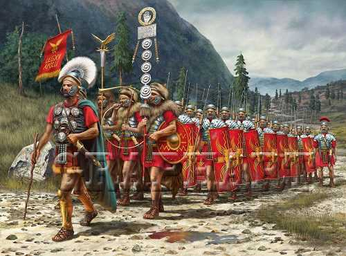 roman legions - cohort analysis