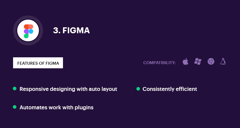 Figma - best tool for UX designers