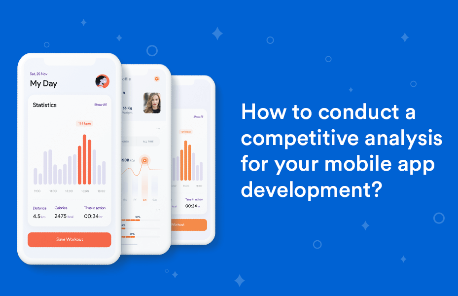 How to conduct a competitive analysis for your mobile app development