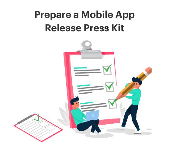Mobile App Release Press Kit