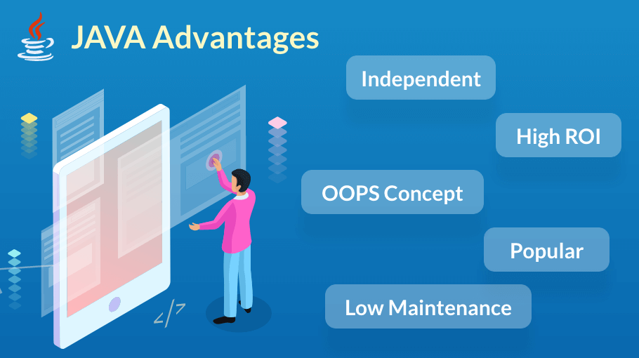Advantages of JAVA App Development