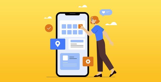 Industry Leading Mobile App Design Trends for 2021 & Beyond