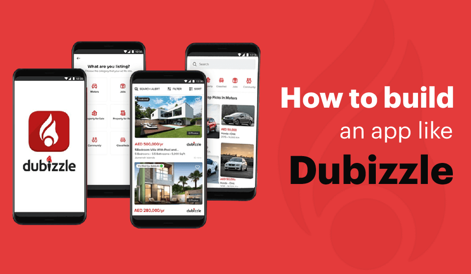 How to build an app like Dubizzle