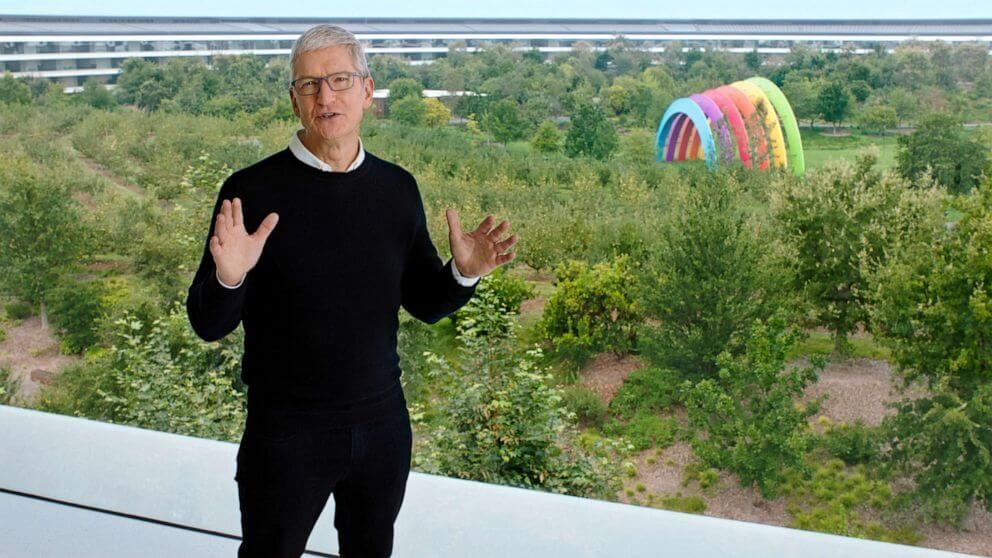 apple event highlights